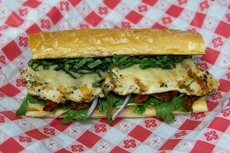 BIG ANGES: Rokko Pollo Chicken Sandwich